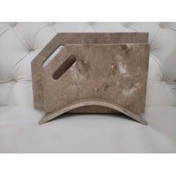 Набор досок на подставке  из камня Terni