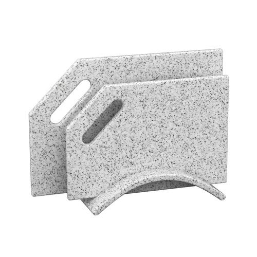 Набор досок на подставке  из камня  Gray Sand
